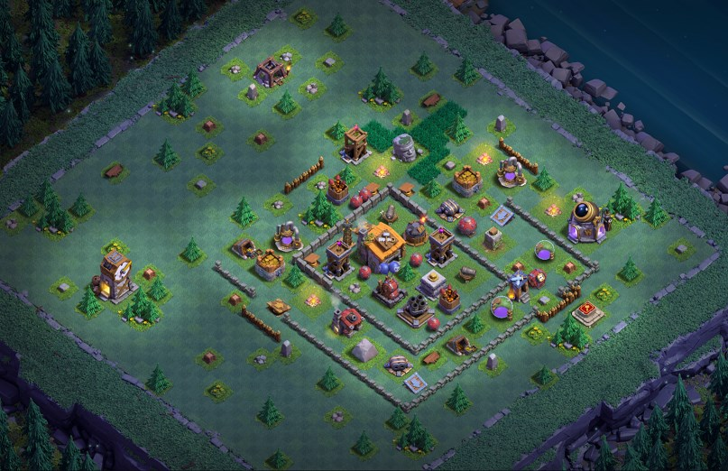 clash of clans cv08 barato