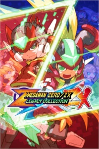 Mega Man Zero/Zx Legacy Collection Xbox One Digital