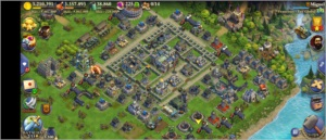Vendo minha conta Dominations Global Full