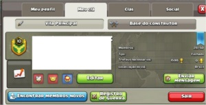 Clã Nivel 10 Clash Of Clans