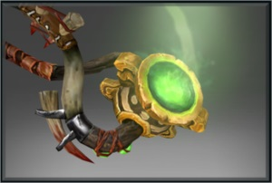 Item Pipe of Dezun Dota 2 (Giftable)