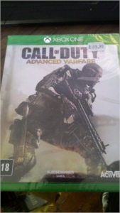 XBOX-ONE - Call Of Duty Advanced Warfare [ LACRADO ]