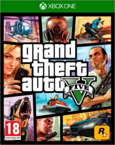 GRAND THEFT AUTO V NO XBOX ONE XBOX ONE MIDIA DIGITAL