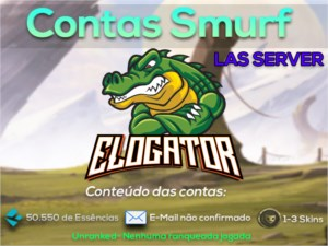 SERVER LAS CONTA LEAGUE SMURF