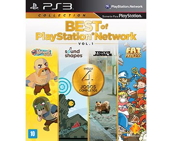 Best Of PlayStation Network V1 PS3