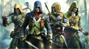 Assassin's Creed Unity - Xbox One Original Key 25 Dígitos