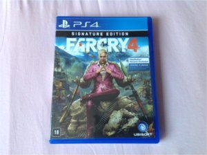 JOGO FAR CRY 4 PS4