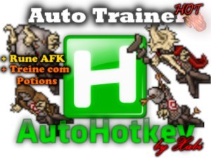 Auto Trainer - Xabi Scripts