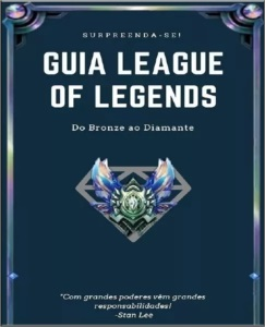 Bronze Ao Diamante Em 90 Dias guia League of Legends