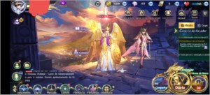 Saint Seiya Awakening Global Server A-9 Cancer