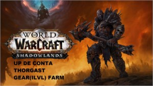 Blizzard - (WOW) UP DE CONTA