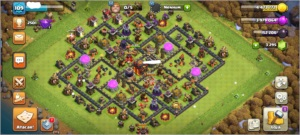 Conta de Clash of Clans TH10 - Bem Upada
