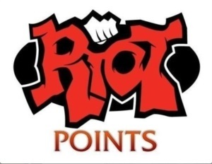 15.000 RIOT POINTS