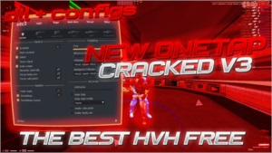Onetap V3 cracked + all cfg premium/private
