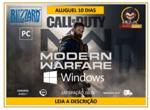 Call Of Duty Modern Warfare - PC