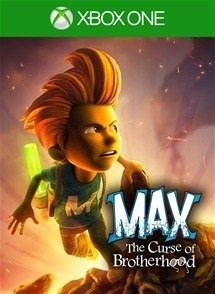 Jogo Max: The Curse Of Brotherhood - Xbox One Midia Digital