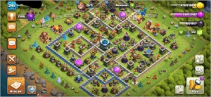 CONTA CLASH OF CLANS RECEM CV13 !