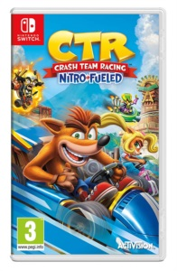 CRASH TEAM RACING NINTENDO SWITCH DIGITAL