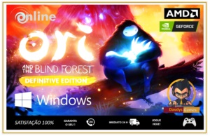 Ori And The Blind Forest Definitive Ed Pc Win 10 - Original