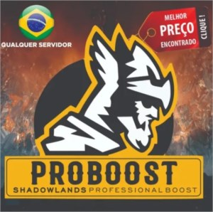 Proboost - Wow Shadowlands - Rush Dungeon Mítica 0