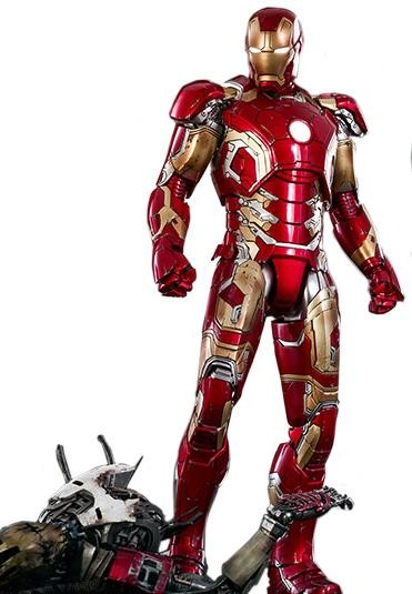Age of Ultron Iron Man Mark XLIII - ArtFX Statue 35 CM
