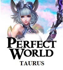 1KK (1MILHAO) MOEDAS PERFECT WORLD - TAURUS
