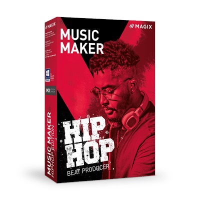 Music Maker Hip Hop Beat Producer - software original