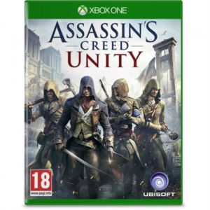 Assassins Creed: Unity (Xbox One) Resgate de Codigo DIGITAL