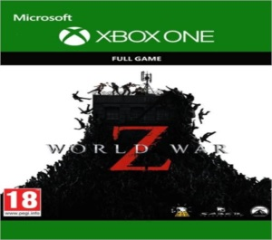 WORLD WAR Z XBOX + PACOTE LOBO WEAPON PACK ONE MIDIA DIGITAL