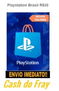 Playstation Store BR