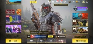 Conta call of duty mobile
