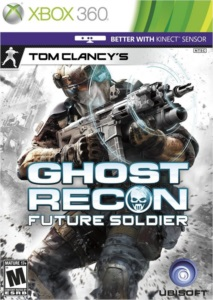 GHOST RECON FUTURE SOLDIER XBOX 360 - MÍDIA DIGITAL