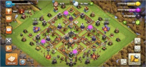 CV11 SEMI FULL CLASH OF CLANS COC TH11 BEM UPADA BARATA