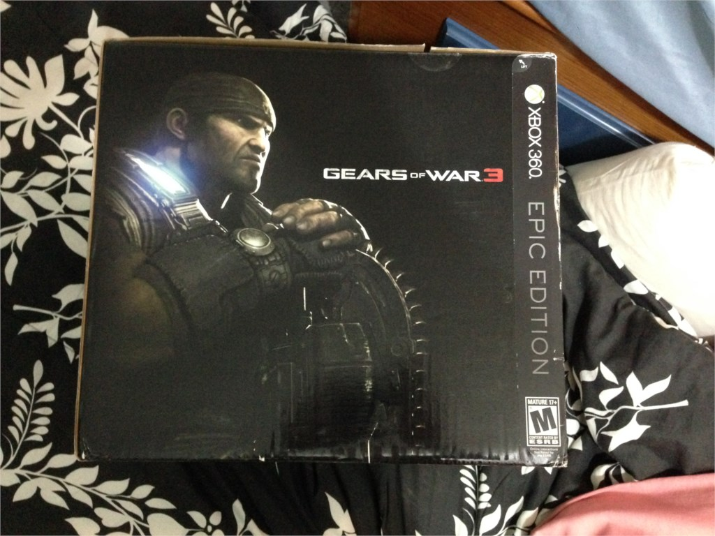 Gears of War 3 Epic Edition