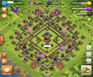 Clash of Clans - DFG
