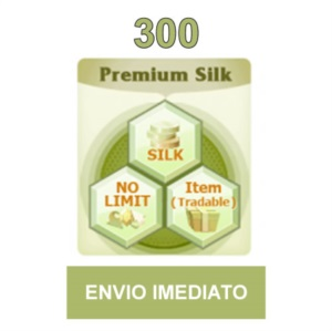 300 SILK ROAD PREMIUM - PRONTA ENTREGA - LEVEL UP GAMES
