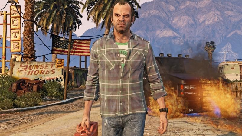 GTA 5 - Grand Theft Auto V (Para Android)
