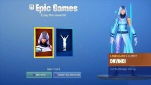 Glow Skin Fortnite Pc Ps4 Xbox Switch Mobile