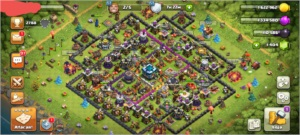 Clash of clans TOP