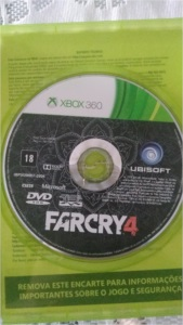 Game Far Cry 4 Xbox 360