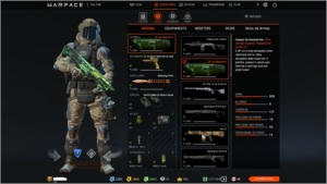 Conta Warface ptt 90