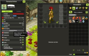 CRA LVL 193 DOFUS TOUCH DODGE