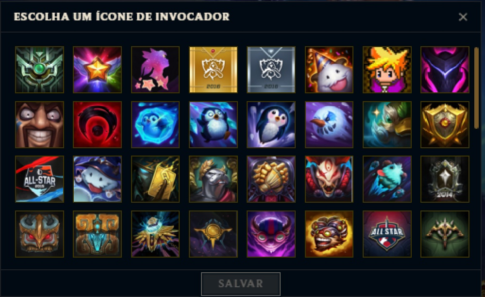 Conta League Of Legends s6 Platina 40k rp 9 pagina runa !