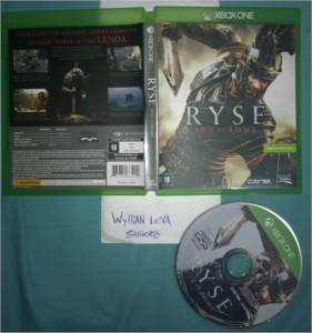 Ryse Son of Rome - Xbox ONE