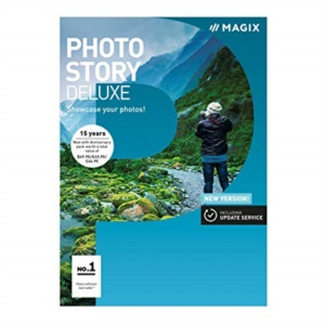 MAGIX Photostory Deluxe - Software original