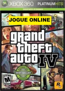 GTA 4 Xbox Digital Online