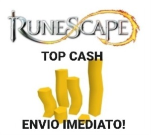 RUNESCAPE 3 CASH/GOLD RS3