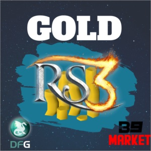 Gold/Cash Runescape 3 RS3