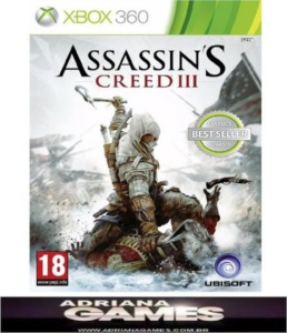 Jogo Xbox 360/Xbox One Assasin Screed
