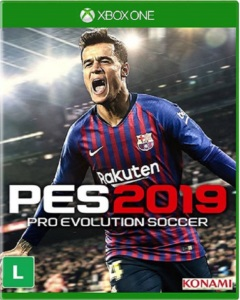 PRO EVOLUTION SOCCER 2019 XBOX ONE MIDIA DIGITAL